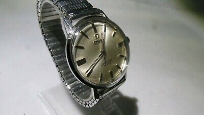 Omega Seamaster Deville Mens Watch Stainless automatic 1960's