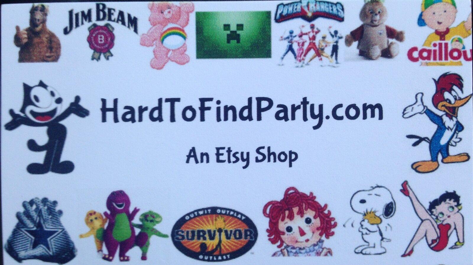 HardToFindParty