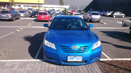 Toyota camry altise 2007 (negotiable) Glenroy Moreland Area Preview