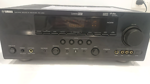 Yamaha 7.1 AV reciever Eden Hill Bassendean Area Preview