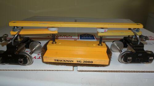 STANDARD GAUGE TRUCKMAN GS-2000 TRACK CLEANER