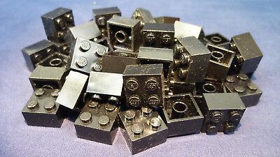 Ersatzteile: Star Wars 10x Platte LEGO® Basisplatte 4x4 schwarz 303126