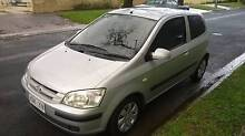 2004 Hyundai Getz Hatchback LOW KMS Collinswood Prospect Area Preview