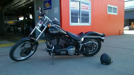 2004 custom softail Muswellbrook Muswellbrook Area Preview