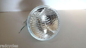 Headlight Assembly Honda Moped Express NA50 NC50 PA50 6 Volt
