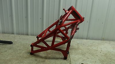 14 MV Agusta S3 Rivale 800 Frame Chassis