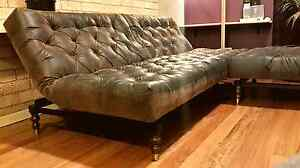 Old School Chesterfield Sofa Bed Fortitude Valley Brisbane North East Preview