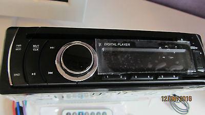 NEU Auto CD Player Radio Fernbedienung USB mp3 AUX-IN Digital disc Auto-cd-player