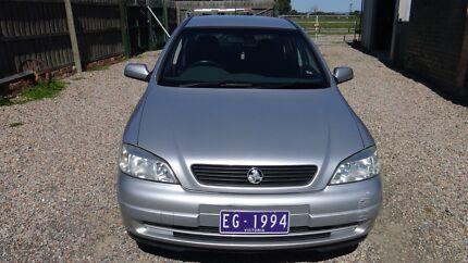 2000 Holden Astra Sedan Traralgon East Latrobe Valley Preview
