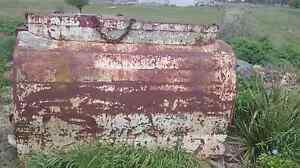 Old fuel tank South Guyra Guyra Area Preview