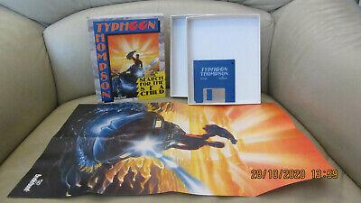 Typhoon Thompson - Disk - Commodore Amiga