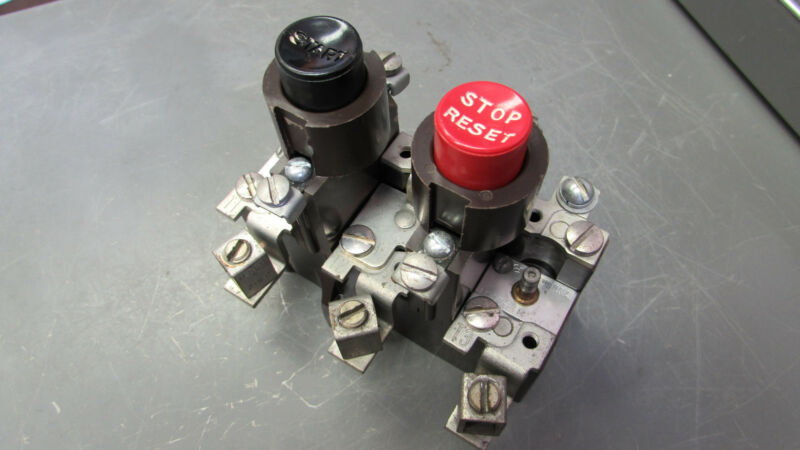 Cutler Hammer 10-3252-5 Overload Relay Assembly
