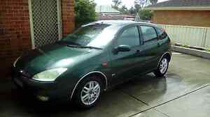 2004 ford focus registered Newcastle Newcastle Area Preview