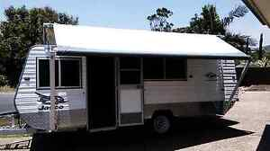 Jayco pop top extra room granny flat sleeps 4 park and relax Pacific Pines Gold Coast City Preview