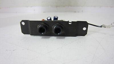 Yamaha Clavinova CLP-154S Original Replacement Part: XK982 Jack Strip for sale  Williston