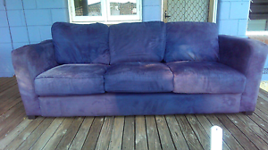 3 seater couch Redcliffe Belmont Area Preview
