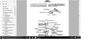 Raytheon Beechcraft Skipper 77 series maintenance library service manual library