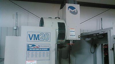 Milltronics Vm20il Cnc Ansi Pull Stud Conversion Including Tool Pots And Gripper