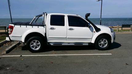 2011 Great Wall V200 Diesel 4x4