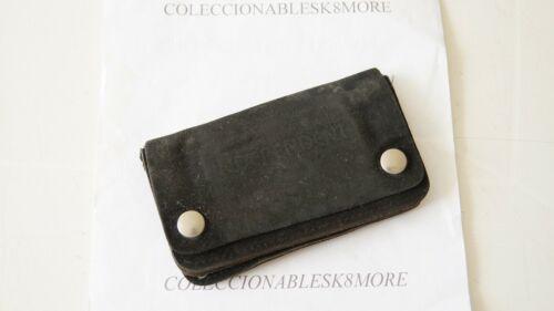 Vintage 1999 Black Leather INDEPENDENT Street Skateboard  Wallet