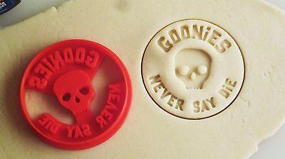Goonies Never Say Die Cookie Cutter