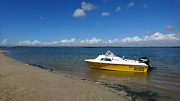 Haines Hunter 146C 4.3 metre half cabin boat Rothwell Redcliffe Area Preview