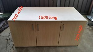 Storage cabinet South Penrith Penrith Area Preview