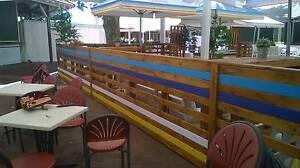 Pop up Bars, Food stalls Stands  Cafe fitout, pallet furniture Shoalwater Rockingham Area Preview