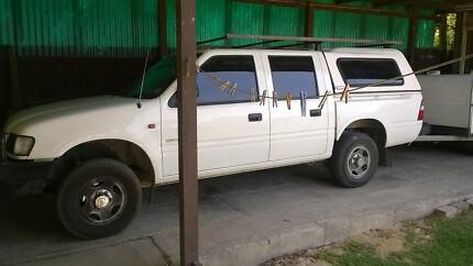 1999 Holden Rodeo Morwell Latrobe Valley Preview