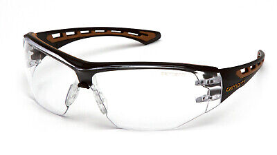 Carhartt Easley Clear Anti Fog Lenses Safety Glasses Z87