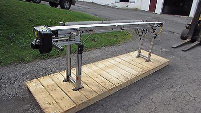 New Dorner 3200 Series 6 X 120 Conveyor