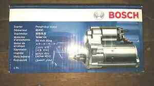 Bosch Starter Motor Holden Commodore V6 3.8L VR VS VT VX VY Bairnsdale East Gippsland Preview