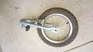 Front wheel bike trailer in excellent condition Ascot Belmont Area Preview