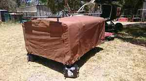 Heavy duty canvas canopy. Southern River Gosnells Area Preview