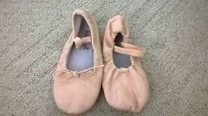 Leather Ballet shoes Size 1 Eastwood Ryde Area Preview