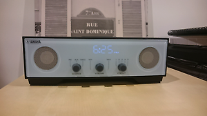 YAMAHA TSX-80 MP3 player ipod dock iPhone dock DAB stereo Mosman Park Cottesloe Area Preview
