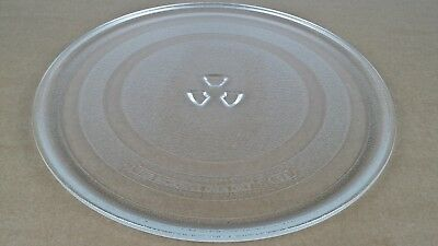 """Microwave Oven Turntable Plate Tray Glass 12-3/8"""" 08 from Tappan SMS138T1B2"""