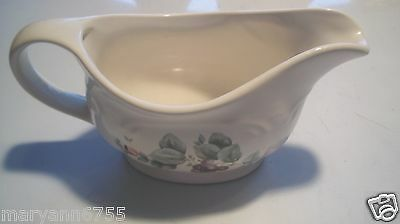 Pfaltzgraff Grapevine Gravy Boat Serving Piece Dish Creamer Bowl Pitcher @cLOSeT