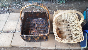 Two strong baskets $10