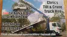 Crane and Tilt Tray Hire Tamaree Gympie Area Preview