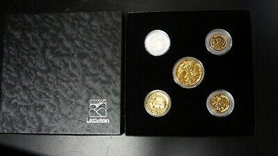 LITTLETON COIN CO -  NO COINS ASE AMERICAN EAGLE SILVER DOLLARS ALBUM  #LCA13