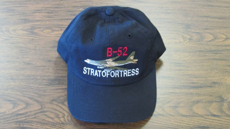 B-52 Stratofortress Military Jet Navy Hat