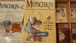 Card Games (Munchkin, Monopoly Deal, Anomia)