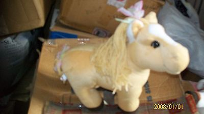 CABBAGE PATCH SOFT PONY, FROM PLAYALONG 00
