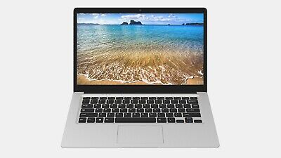 """PC PORTATILE LAPTOP 14"""" NOTEBOOK OUTLET COMPUTER INTEL N3350 4GB SSD 64GB WIN 10"""