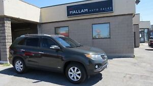 2012 Kia Sorento LX AWD, Heated Seats, Bluetooth