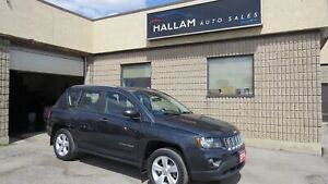 2014 Jeep Compass Sport/North 4 X 4, Cruise Control, Aux Input