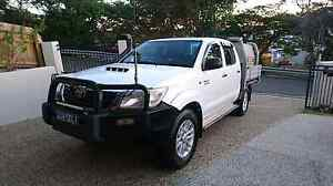 2012 Toyota Hilux dual cab d4d Bethania Logan Area Preview