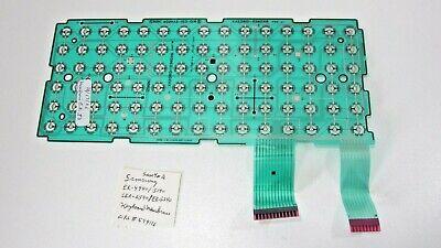 Keyboard Membrane For Cash Register Sam4s Samsung Er-49405140 Ser 65405240