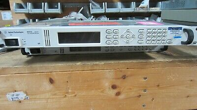 Agilent N6701a Low-profile Modular Power System Mainframe 600w 4 Slots Parts
